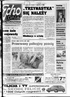 Echo Dnia 1999, R.25, nr 62 (Świętokrzyskie)