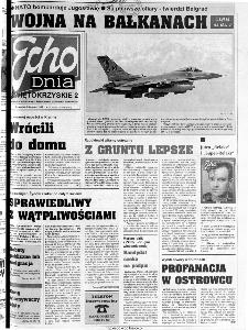Echo Dnia 1999, R.25, nr 71 (Świętokrzyskie 2)