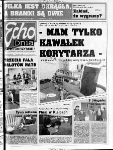Echo Dnia 1999, R.25, nr 73 (Świętokrzyskie 1)