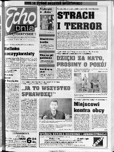 Echo Dnia 1999, R.25, nr 84 (Świętokrzyskie 1)