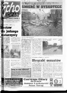 Echo Dnia 1999, R.25, nr 108 (Świętokrzyskie 2)