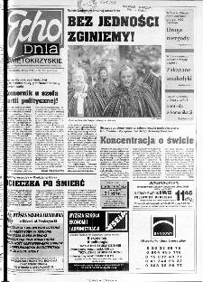 Echo Dnia 1999, R.25, nr 118 (Świętokrzyskie)