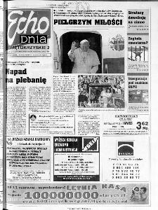Echo Dnia 1999, R.25, nr 129 (Świętokrzyskie 2)