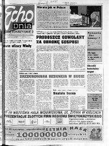 Echo Dnia 1999, R.25, nr 130 (Świętokrzyskie 2)