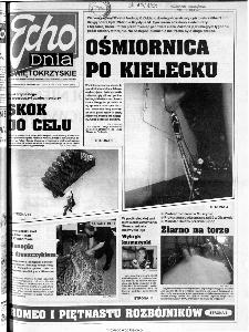 Echo Dnia 1999, R.25, nr 188 (Świętokrzyskie)