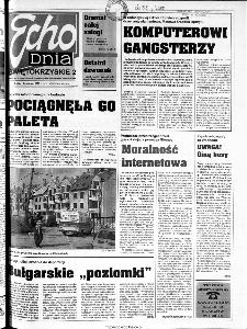 Echo Dnia 1999, R.25, nr 191 (Świętokrzyskie 2)