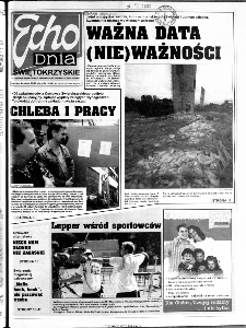 Echo Dnia 1999, R.25, nr 200 (Świętokrzyskie)