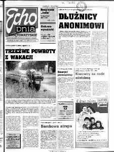 Echo Dnia 1999, R.25, nr 201 (Świętokrzyskie 1)