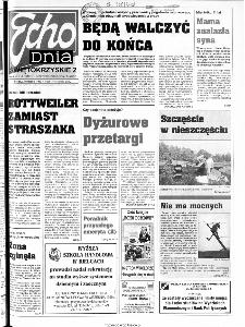 Echo Dnia 1999, R.25, nr 221 (Świętokrzyskie 2)