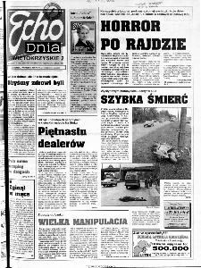 Echo Dnia 1999, R.25, nr 228 (Świętokrzyskie 2)