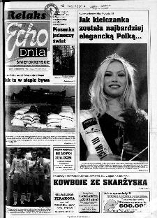 Echo Dnia 1999, R.25, nr 229 (Świętokrzyskie 2)