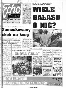 Echo Dnia 1999, R.25, nr 231 (Świętokrzyskie)
