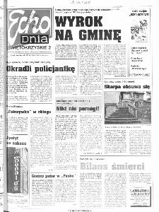 Echo Dnia 1999, R.25, nr 232 (Świętokrzyskie 2)