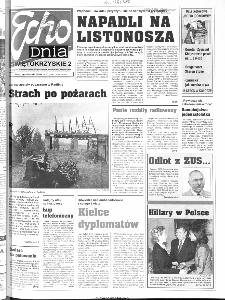 Echo Dnia 1999, R.25, nr 233 (Świętokrzyskie 2)