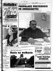 Echo Dnia 1999, R.25, nr 235 (Świętokrzyskie)
