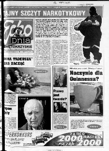 Echo Dnia 1999, R.25, nr 248 (Świętokrzyskie)