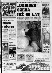 Echo Dnia 1999, R.25, nr 250 (Świętokrzyskie 2)