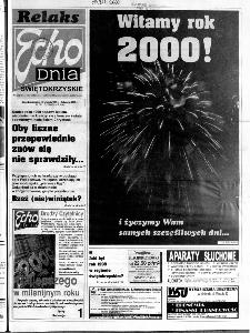 Echo Dnia 1999, R.25, nr 302 (Świętokrzyskie)