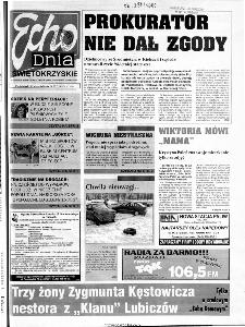 Echo Dnia 2000, R.25, nr 25 (Świętokrzyskie)