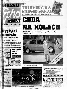 Echo Dnia 2000, R.25, nr 35 (Świętokrzyskie)
