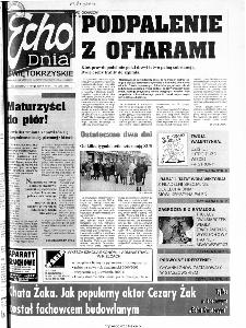 Echo Dnia 2000, R.25, nr 37 (Świętokrzyskie)