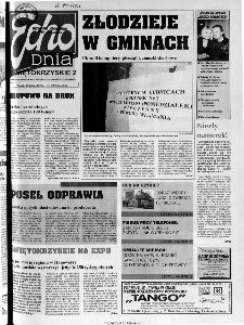 Echo Dnia 2000, R.25, nr 44 (Świętokrzyskie 2)