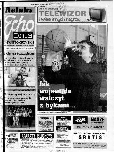 Echo Dnia 2000, R.25, nr 83 (Świętokrzyskie)