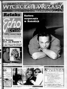 Echo Dnia 2000, R.25, nr 103 (Świętokrzyskie)