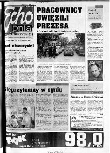 Echo Dnia 2000, R.25, nr 120 (Świętokrzyskie 2)