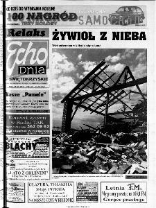 Echo Dnia 2000, R.25, nr 162 (Świętokrzyskie)