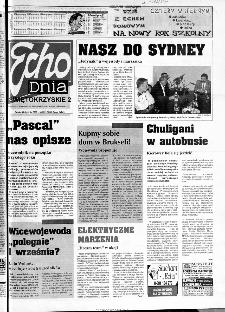 Echo Dnia 2000, R.25, nr 201 (Świętokrzyskie 2)