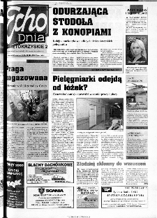 Echo Dnia 2000, R.25, nr 226 (Świętokrzyskie 2)