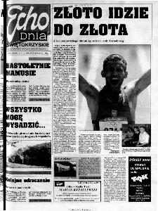 Echo Dnia 2000, R.25, nr 228 (Świętokrzyskie)
