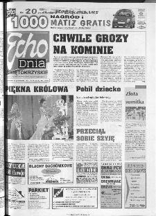 Echo Dnia 2000, R.25, nr 241 (Świętokrzyskie)
