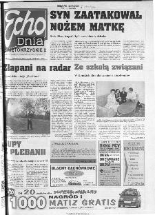 Echo Dnia 2000, R.25, nr 242 (Świętokrzyskie 2)