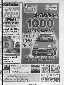 Echo Dnia 2000, R.25, nr 245 (Świętokrzyskie)