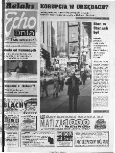 Echo Dnia 2000, R.25, nr 251 (Świętokrzyskie)