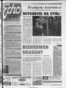 Echo Dnia 2000, R.25, nr 288 (Świętokrzyskie 3)