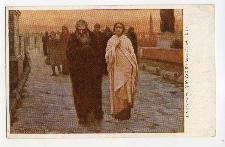 """H. Sienkiewicz: """"Quo Vadis"""" : Apostoł Piotr i Ligia"""