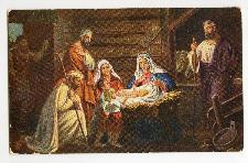 [Pocztówka bożonarodzeniowa]