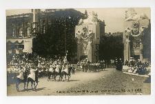 Kaiser Jubiläums Huldigungs Festzug Wien, 12. Juni 1908