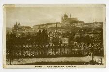 Praha. Mala Strana a Hradcany.