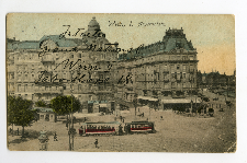 Wien I. – Aspernplatz