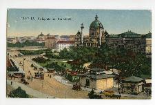 Wien IV. Karlsplatz mit Kariskirche.