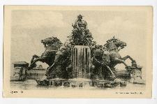 Lyon... La fontaine Bartholdi