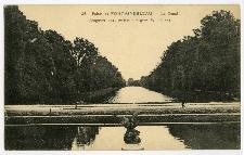 Palais de Fontainebleau - Le Canal