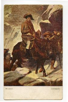 Napoleon / Delacroix [!].