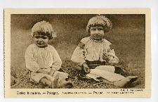 Dzieci huculskie - Pologne