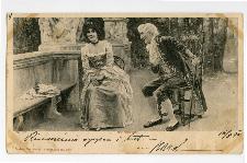 [Kobieta i mężczyzna]