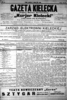 Gazeta Kielecka, 1914, R.45, nr 38